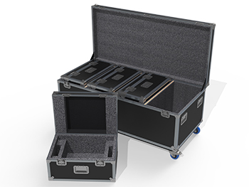 Top Load Hinged Lid Case