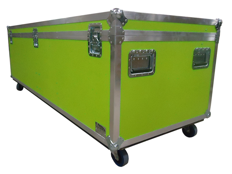 Oversized Large Hinged Lid Tradeshow Case