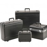 SKB LS Series - Luggage Style Carrying Cases With Horizontal Rib Design, No Foam