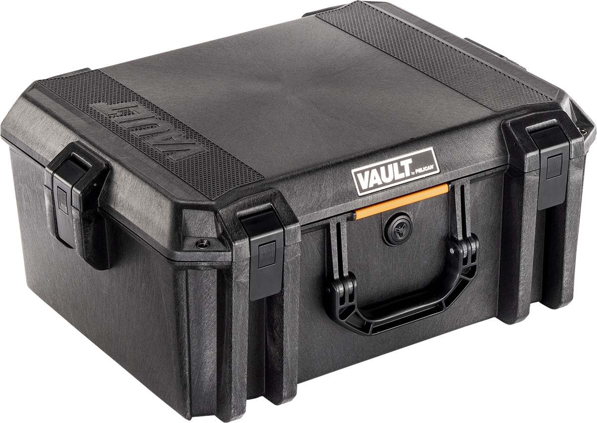 V550 Vault Large Pistol Case