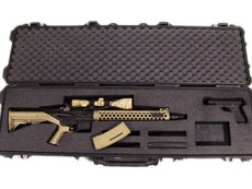 Custom Gun Cases from U.S. Case
