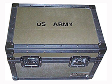 Custom Military Cases from U.S. Case