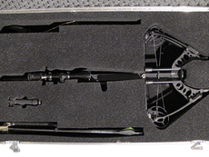 Custom Crossbow Cases from U.S. Case
