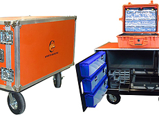 Custom Sports Medicine Trunks | US Case