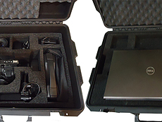 Custom Audio Video Equipment Cases | US Case