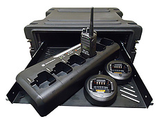 Custom Communications Equipment Cases | US Case