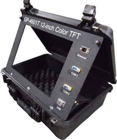 Computer Monitor Travel Case