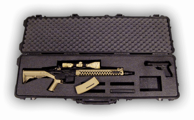 Form Fitting Military Grade Case