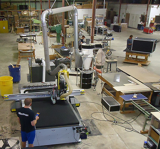 U.S. Case's Superior Case Manufacturing Process