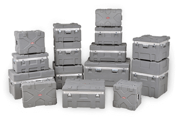 ATA Certified Shipping and Carrying Cases
