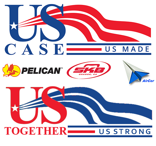 Custom ATA & Plastic Shipping Cases & Foam Fabrication | US Case